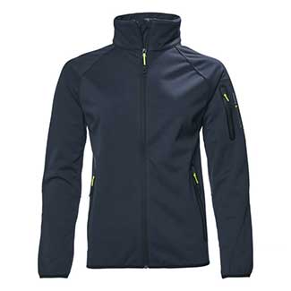 Womens crew soft shell