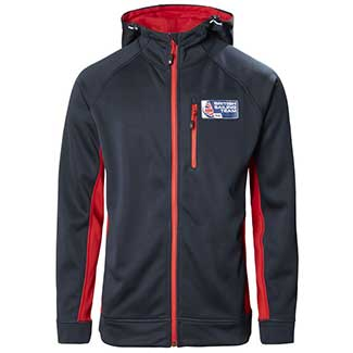 BRITISH SAILING TEAM ZIP HOODY