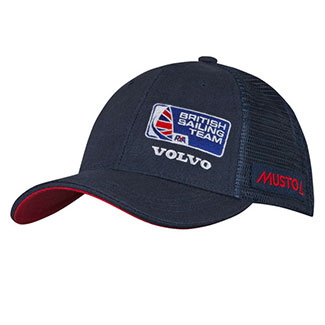 BRITISH SAILING TEAM TRUCKER CAP