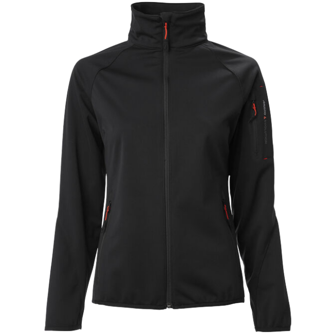 WOMEN'S CREW SOFTSHELL JACKET