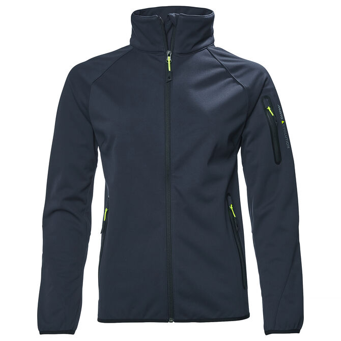 CREW SOFTSHELL JACKET