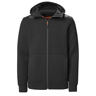 MUSTO X LAND ROVER TECH HOODIE