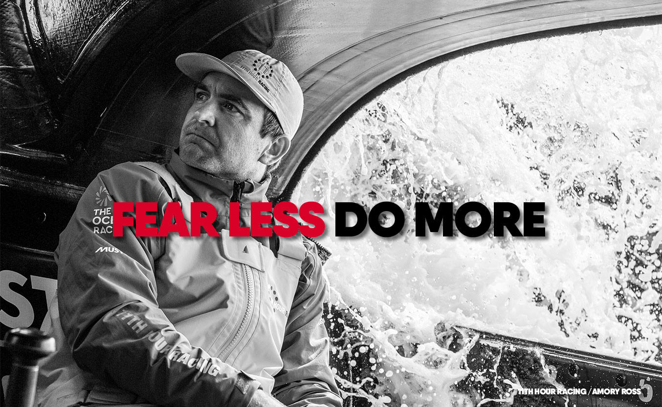 fear less do more