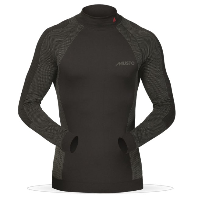 ACTIVE BASE LAYER LONG SLEEVE TOP